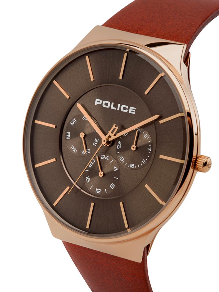 4a9a58f01 Pánské hodinky POLICE Seattle PL15044JSR/12   Corial.cz
